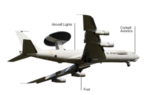 E767 AWACS